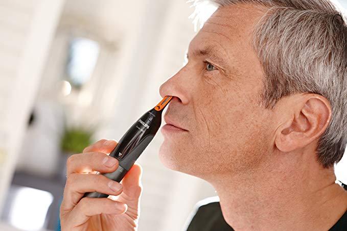 Mejores Máquinas cortapelos de nariz